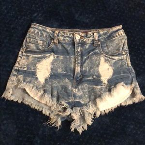 Love Culture Jean Shorts